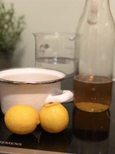 Zitrone DIY gegen Hundeflöhe