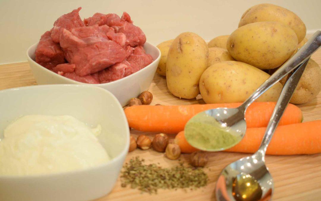 Rezept: Kochen für Hunde